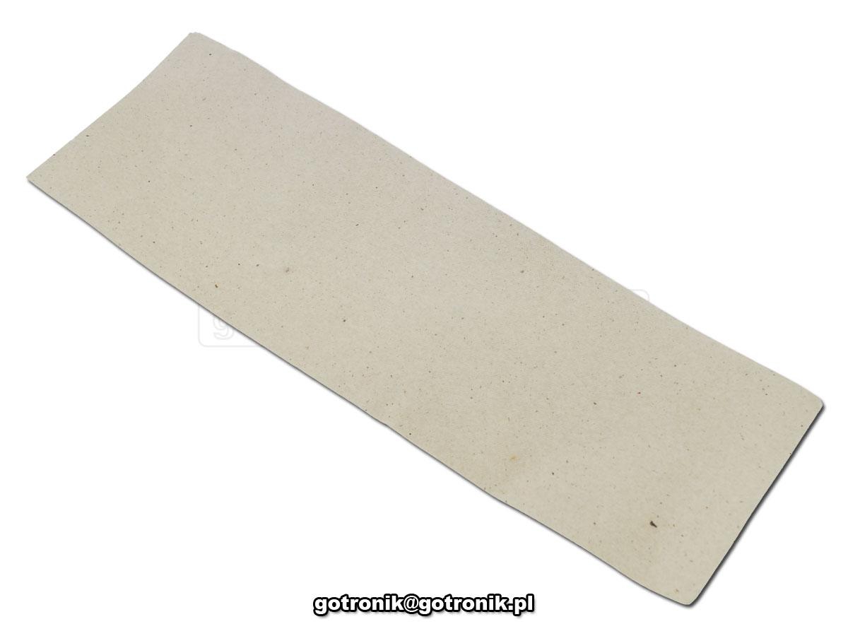 Papier mica mika do grzałek HOT-AIR odporny na temperaturę PCB-139