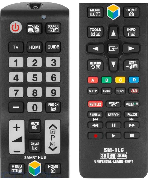 Pilot uniwersalny do Samsung zamiennik oznaczenie SM-1LC PIL1040 5901890052412