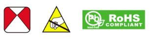 Zestaw szczypiec antystatycznych PK-ST902