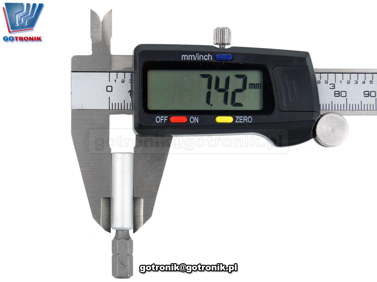 Adapter - redukcja przeznaczona do bitów sześciokątnych HEX donau 1544 donau 1544