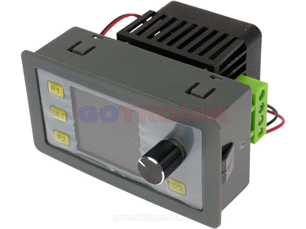 Elektroniczne obciążenie 30W 30V 5A stałopradowe DC WEL3005 RBS-005 RBS005