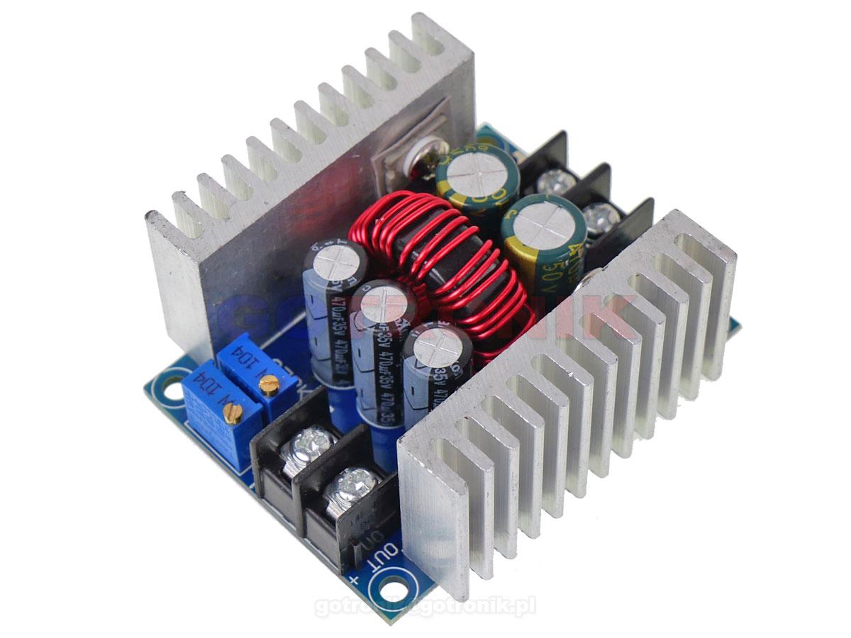 Przetwornica napięcia 1,2V do 35V step down 300W 20A RBS-026 RBS026