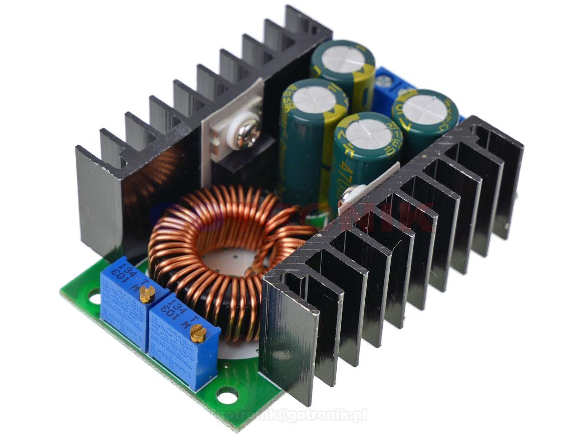 Przetwornica napięcia 1,2V do 35V step down 300W RBS-028 RBS028