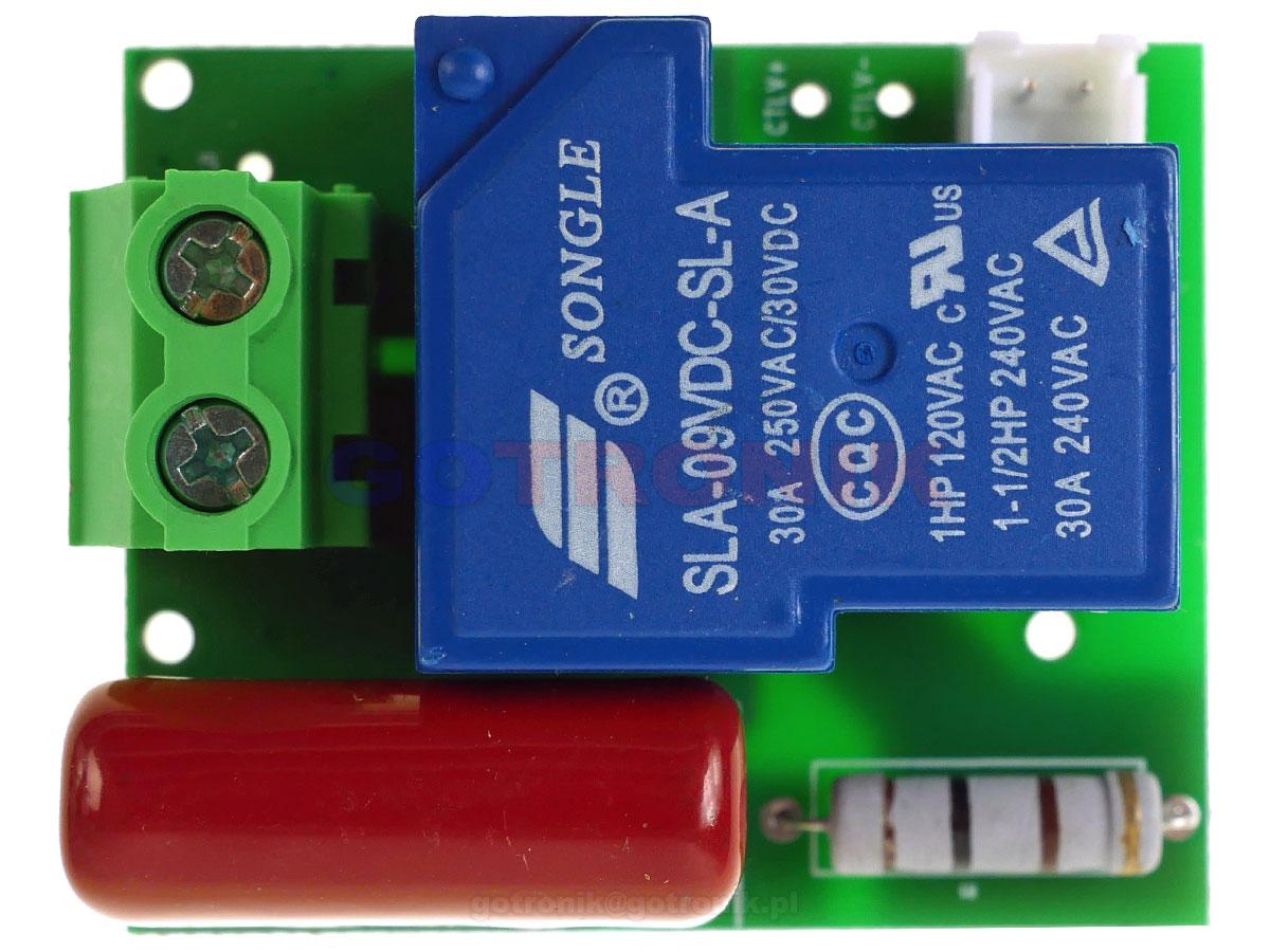 Moduł przekaźnika do miernika panelowego ATORCH DT24 RBS039 RBS-039