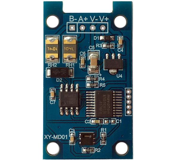 SHT20 czujnik temperatury i wilgotności z interfejsem Modbus RS485 BTE-678