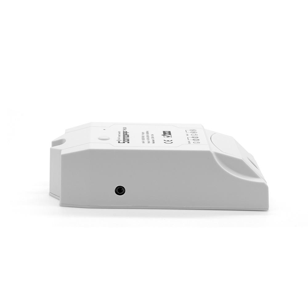 Sonoff TH10 przełącznik sterowany z WiFi przekaźnik inteligentny itead