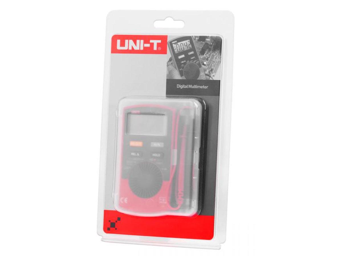 Miernik uniwersalny Uni-T UT120B 5901890044400 MIE0322 kieszonkowy miernik