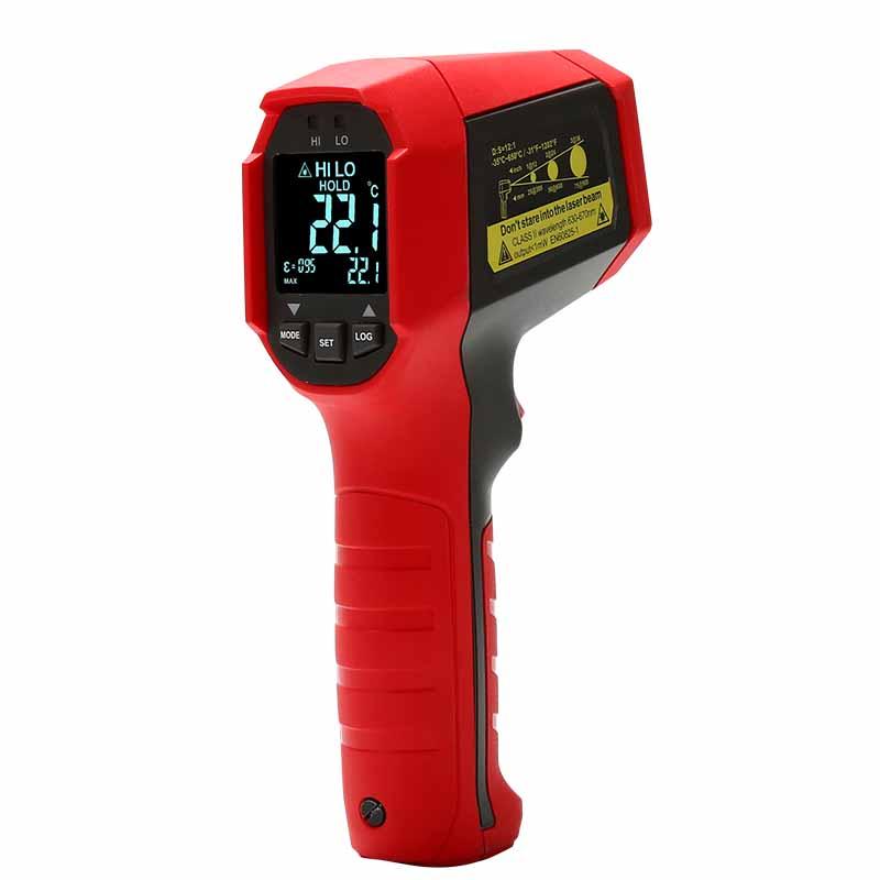 UT309D pirometr na podczerwień - cyfrowy miernik temperatury UNIT