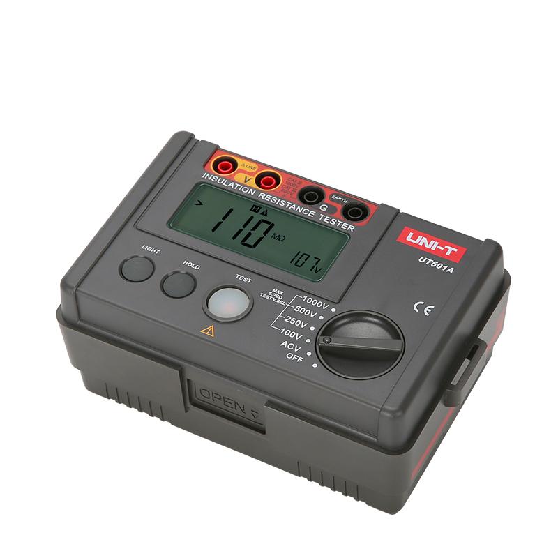 UT501A miernik rezystancji izolacji Unit induktor UT-501A