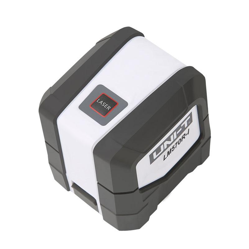 LM570R-I Unit laser krzyżowy poziomica laserowa
