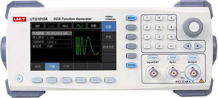 UTG2025A generator funkcyjny sygnałowy arbitralny DDS dwukanałowy 25MHz 5901890044288 MIE0352