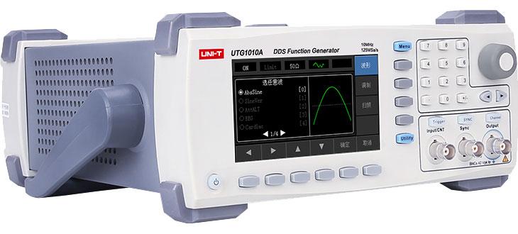 UTG1010A generator funkcyjny sygnałowy arbitralny DDS 10MHz 5901890044271 MIE0316