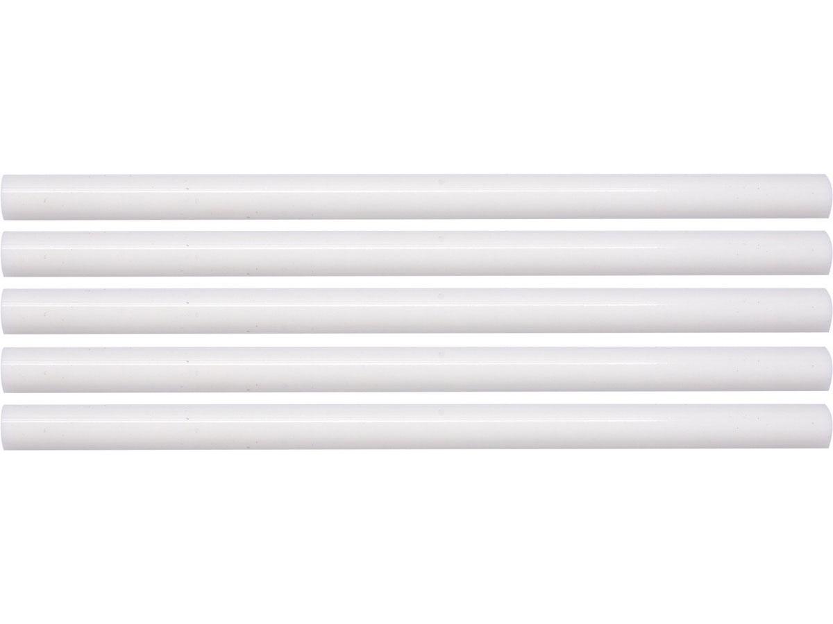 Klej termotoliwy uniwersalny 11,2x200mm 5szt biały