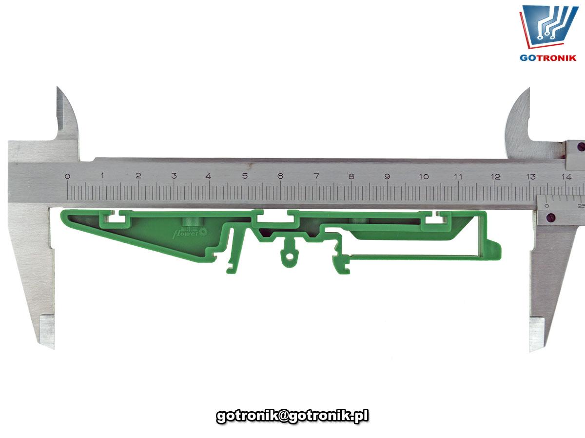 DRG-04 uchwyt mocujący na szynę DIN 35mm Z316
