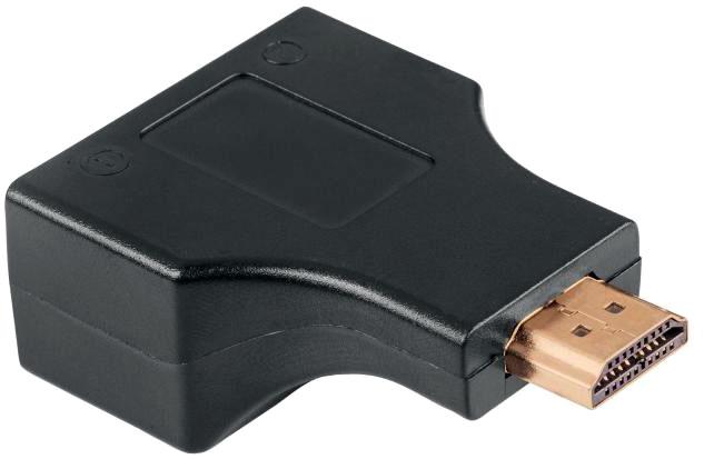 przedłużacz, extender, ekstender, wtyk HDMI na RJ45 ZLA0798
