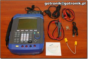HT842 hantek kalibrator wielofunkcyjnz instrukcja obsugi